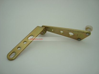 Picture of Left Side Sliding Door Upper Support/Roller Assembly