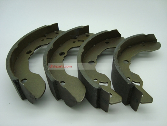 Picture of Brake Shoes Rear Set