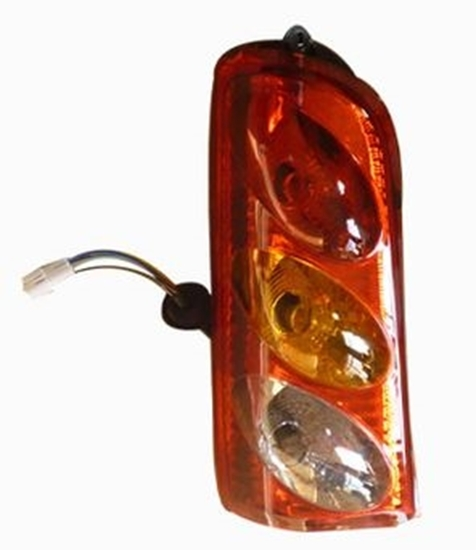 Picture of Left Rear Light Assembly
