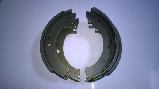 """Picture of Brake Shoes Rear Axle Set Fits """"V"""" Series Models"""