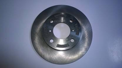 Picture of Front Brake Discs (Pair) NON ABS BRAKES