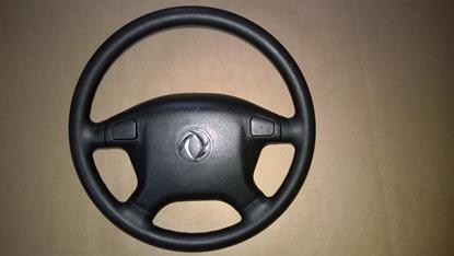 Picture of Steering Wheel (Black) BIG CABIN PICKUP
