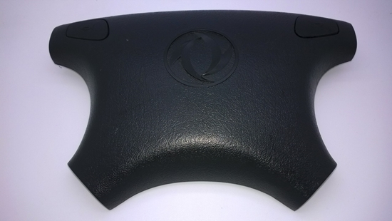 Picture of Steering Wheel Centre With Horn Push Black NON AIRBAG