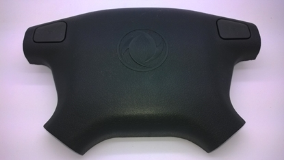 Picture of Steering Wheel Centre With Horn Push Grey