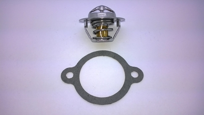 Picture of Engine Cooling Thermostat.