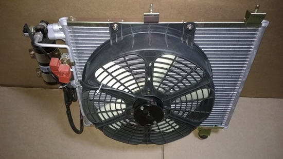 Picture of Air Conditioning Condenser Dryer Assembly
