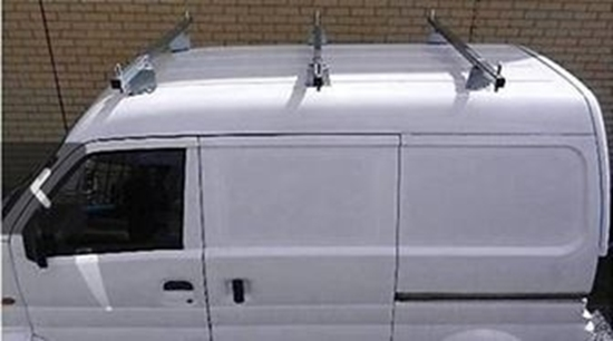 Picture of Middle Roof Bar Kit.Fits Van/Minibus.. UK Manufactured