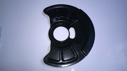 Picture of Front Brake Backing Plate