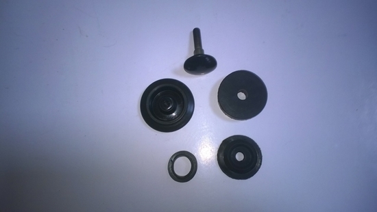 Picture of Rear Side Window Hinge/Seal Kit