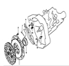 Picture of Clutch Release Bearing 1300cc/1500cc Engine