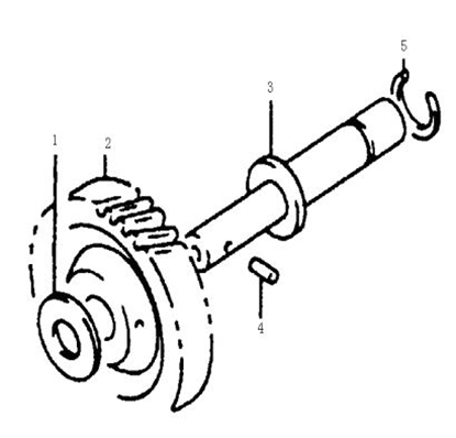Picture of Reverse Idler Kit 1000cc Engine.TELEPHONE ORDERING ONLY