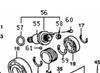 Picture of Speedometer Drive Seal 1300cc Engine