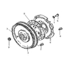 Picture of Engine Flywheel Ring Gear Assembly