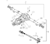 Picture of Rear Axle Half Shaft  NON ABS