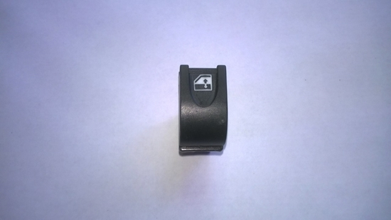Picture of Single Electric Window Right Door Switch Black
