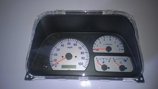 Picture of Speedometer Unit (Code KA-04)