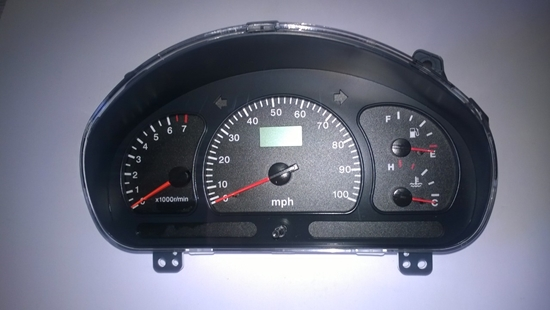 Picture of Speedometer Unit (Code KH04)