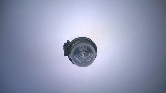 Picture of Rear Number Plate Light