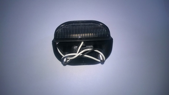 Picture of 70mm Type Rear Number Plate Light (Tipper Models And BOB 4 Optimus Catering Vehicle Only)