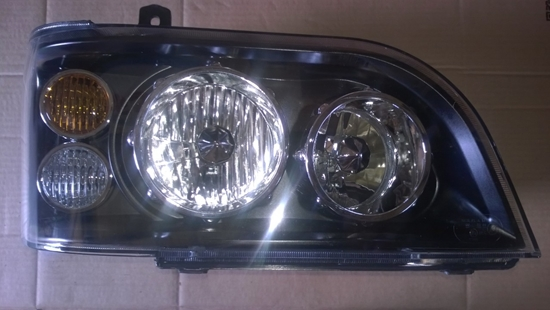 Picture of Right Head Light (August 2013 Onwards LEFT HAND DRIVE MODELS)