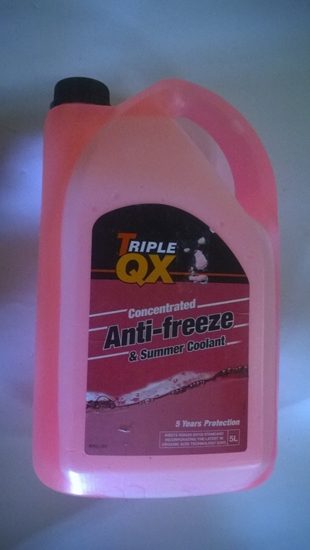 Picture of Organic Acid Technology Antifreeze/Summer Coolant  5L