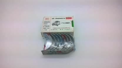 Picture of Crankshaft Big End Shell Bearing Set Standard Size 1000cc Engine