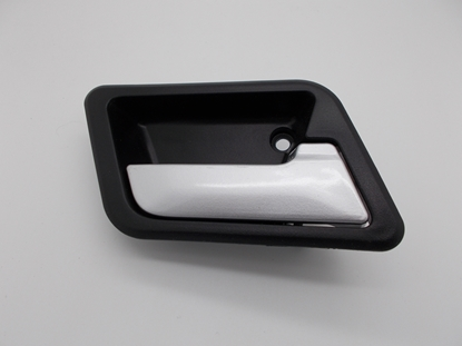 Picture of Inner Front Right Door Handle Black/Chrome  LEFT HAND DRIVE EUROPEAN TRIM ONLY