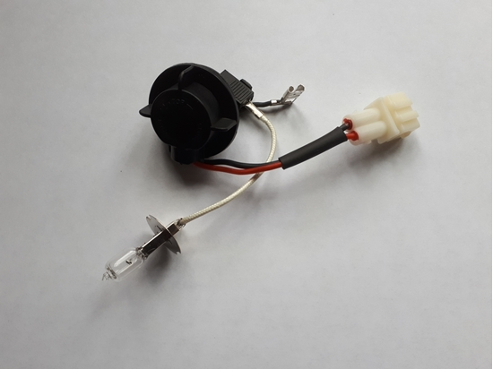Picture of Front  Foglight Bulb/Harness