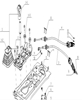 Picture of Gearshift Cable Set 1000cc  AF10 ENGINE CODE